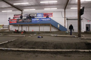 Race Deck at Tacoma RC Raceway